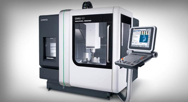 DMG DMU 50 5 Axis CNC